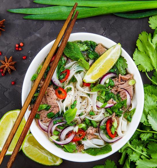Notre restaurant japonais et vietnamien à Toulouse